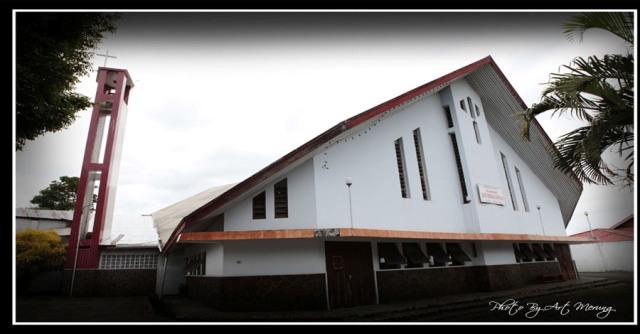 Gereja Paroki Yesus Gembala Yang Baik,  Jl. Babe Palar No.48, Rike - Wanea Manado, Manado , Sulawesi Utara, 95117, Indonesia
